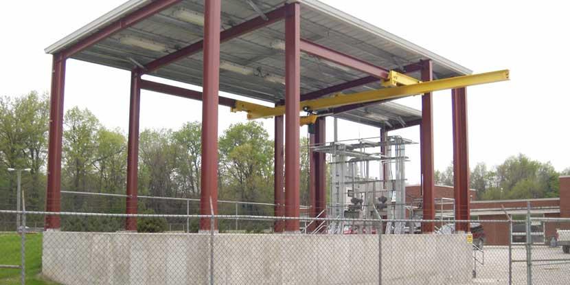 Macon Water Treatment Facility
