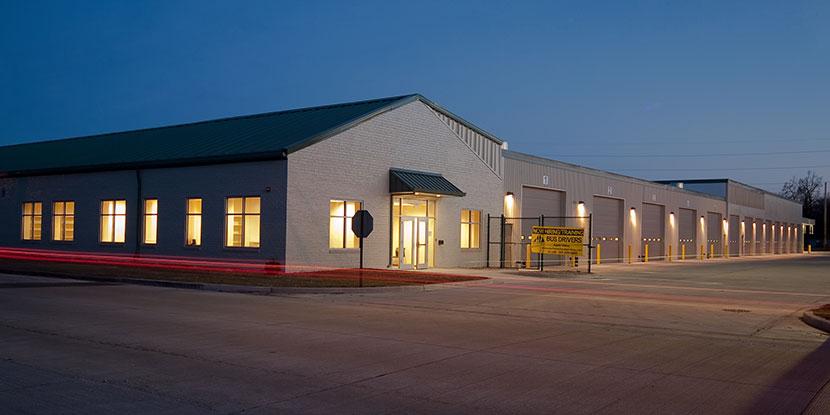 MCPT Transportation Facility