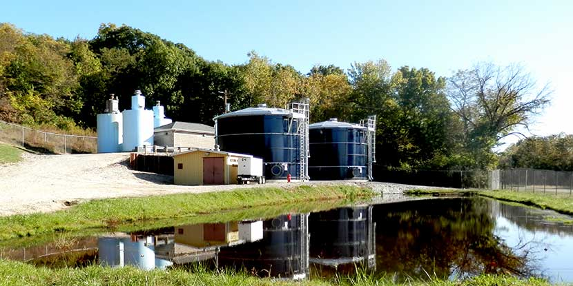 Astoria Water Treatment Facility