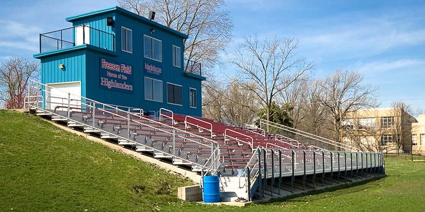 MacMurray College Football Field and Track