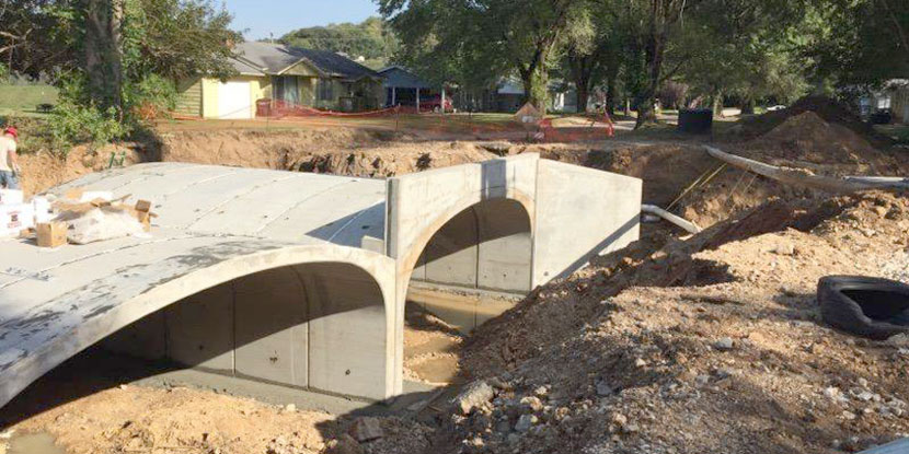 Waynesville Flood Project