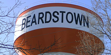 Beardstown Tank