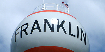 Franklin Water Tank