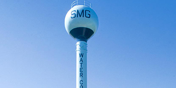 SMG Water Tank